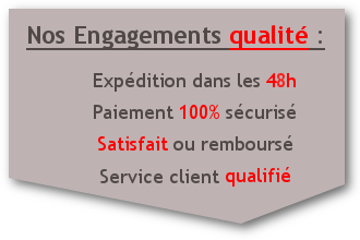 Engagement qualité GEL ATTITUDE