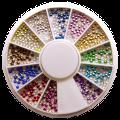 Caroussel flakes multicolores - ø1mm